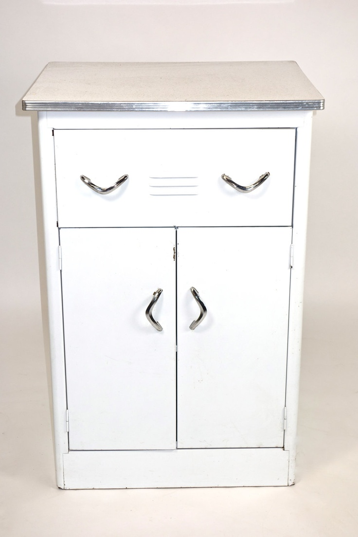 1950s Kitchen Cabinet...I have one of these, love it