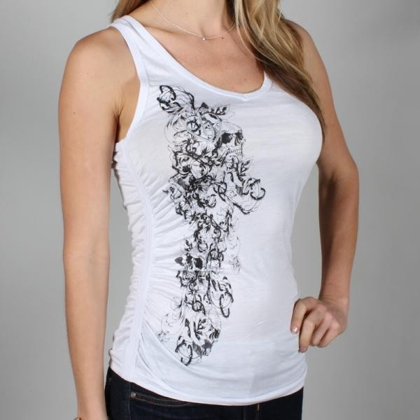 Sleeveless Top - HAUNTING POACHERS by VIDA VIDA Really For Sale t2TncrRqm