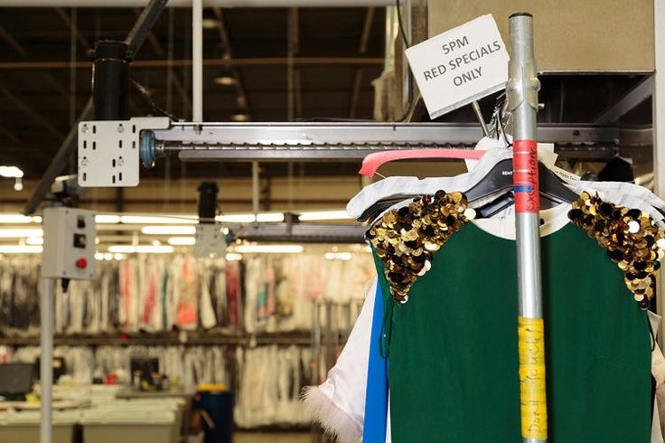 7 | Inside Rent The Runway's Secret Dry-Cleaning Empire | Fast Company | business + innovation