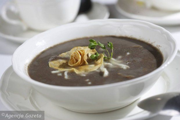 Czernina - Duck Blood Soup - My Tested Recipes