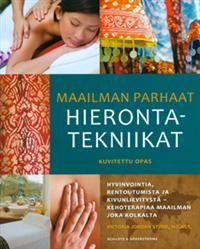 Maailman parhaat hierontatekniikat - Jordan Stone Victoria - Kirja (9789515229830) | Adlibris kirjakauppa - Pohjolan suurin kirjakauppa