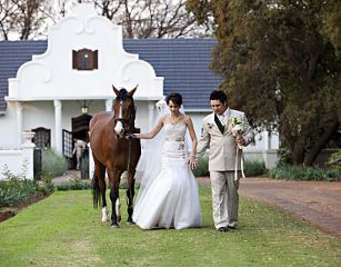Morgenzon is situated on a portion of the original farm, De Onderstepoort in Pretoria and will cater for and host your dream wedding.