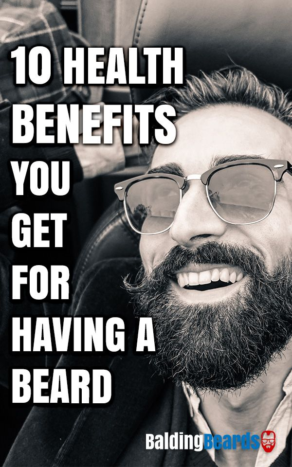 #beard #health #benefits
