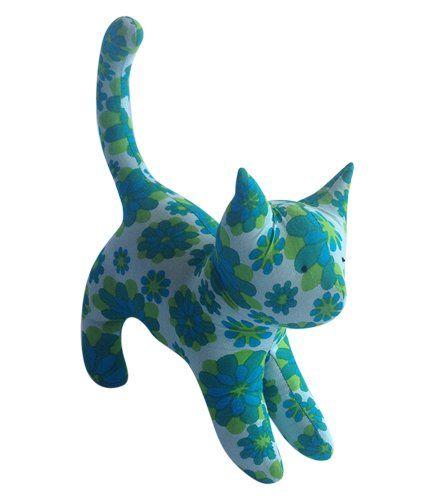 Little Kitten - Light Green   Indigo Heart - Fair Trade Fashion A$21