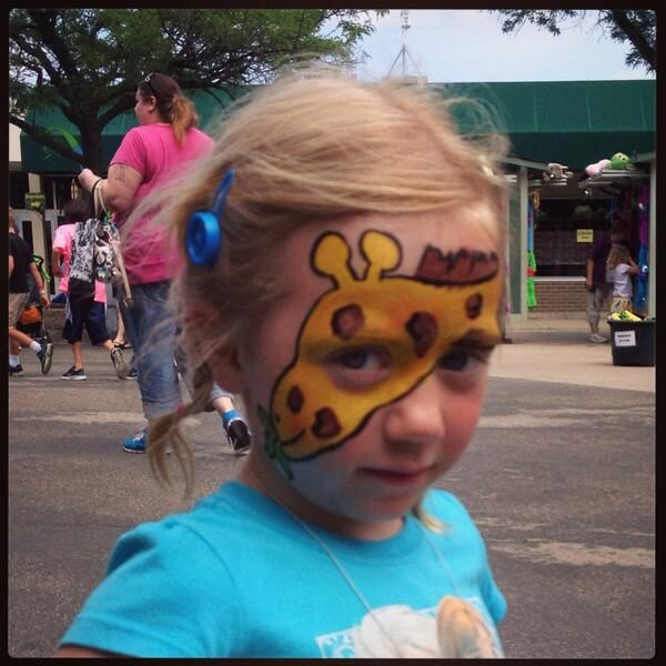 Giraffes ruin children, part 1. (Thanks, @thelizlincoln!)