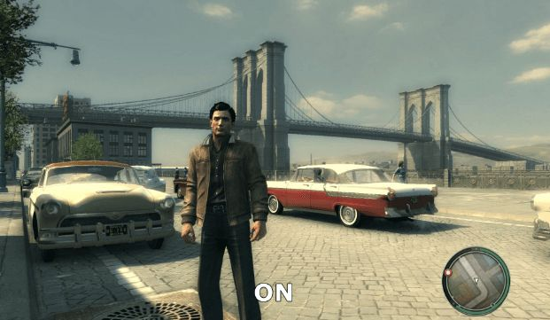 Mafia 2 Highly Compressed PC Game Download Free [963 KB File] Full Version