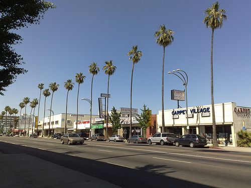 Van Nuys, California Self Storage Units, $1 First Month's rent - Public  Storage