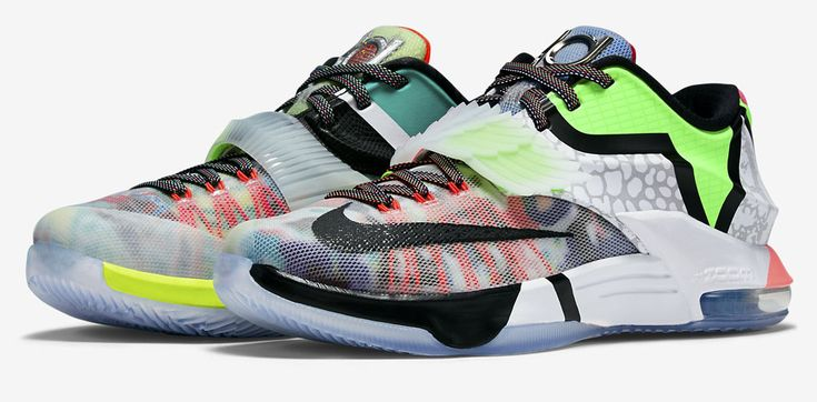 """First Look at The Nike KD 7 """"What The?"""""""