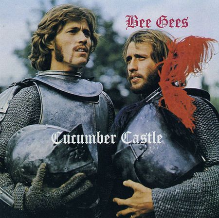 out of all the Bee Gees I own (which is a lot!) this is most definitely my favorite cover art (and album name) by them