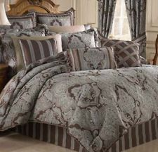 Details About Croscill Paloma Queen Comforter Pillows