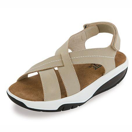 Sandalias Easy Walk MAHON BEIGE