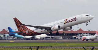 Info Terbaru Gaji Pilot Batik Air