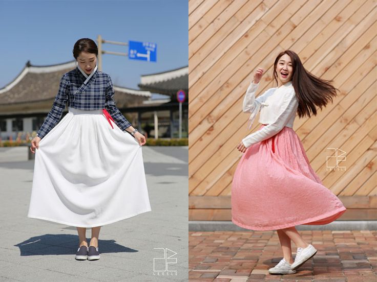 Korean Designer Modernizes Hanbok Into Casual Outfits