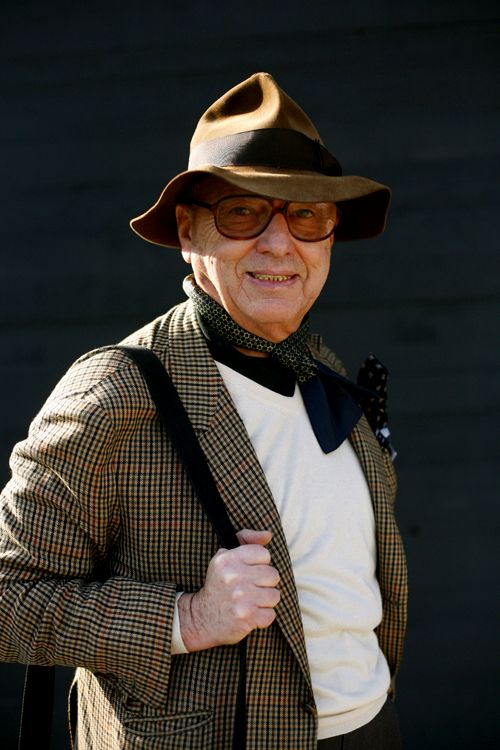 At Pitti Uomo……The Character « The Sartorialist