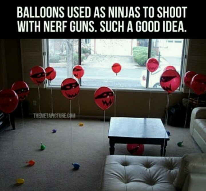 Ninja Shooting Range