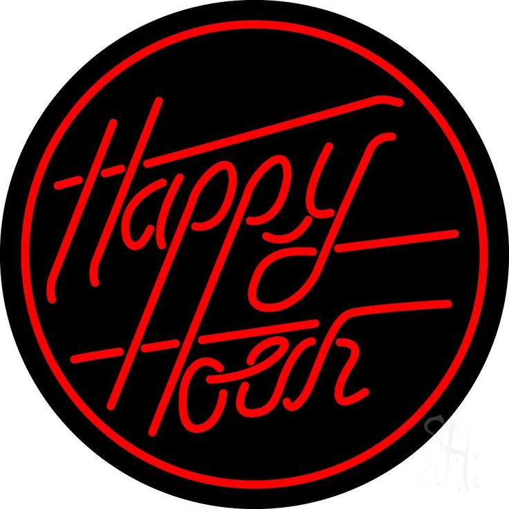 25 best Happy Hour Neon Signs images on Pinterest | Neon