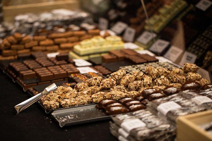Bohemein Chocolates at the New Zealand Chocolate Festival 2013 - Credit to Allan Carino