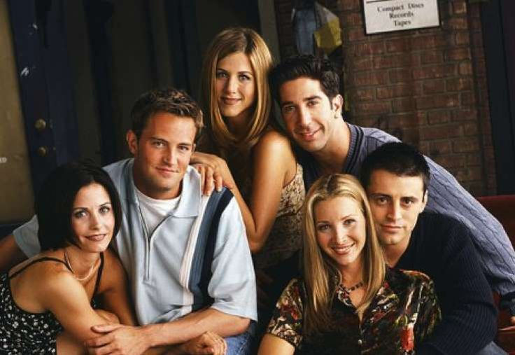 """Ten seasons of """"Smelly Cat"""" and """"How you doin'?"""" to stream. Could we be any more happy about that? - NBC"""