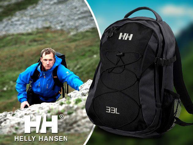 Helly Hansen 33 literes hátizsákok, párnázott hátrésszel és vállpántokkal.  http://www.veddvelem.hu/ajanlatok/4242