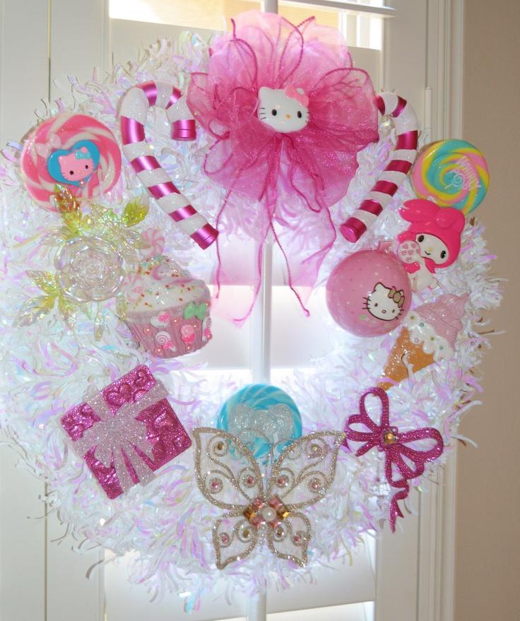 Hello Kitty Christmas corona