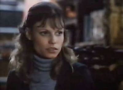 """""""The Initiation of Sarah"""" (1978) starring Kay Lenz, Shelley Winters, Tony Bill, Morgan Brittany, Tisa Farrow, Robert Hays and Morgan Fairchild is a made for TV horror chiller about a college women just learning about her special powers."""