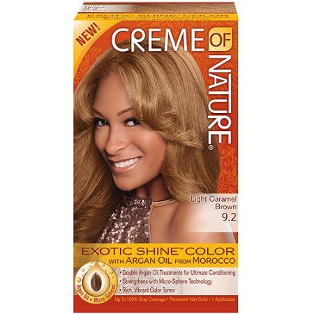 creme of nature ginger blonde instructions