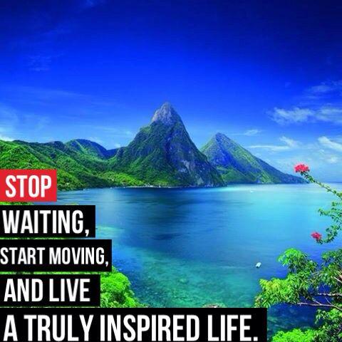 Live an inspiring life  www.grant-vanaswegen.com