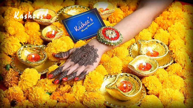 Beautiful Kashee's Mehndi Designs Collection 2016-2017 for Girls (29)