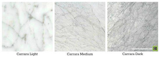 Which Granite Looks Most Like Carrara Marble Forum
