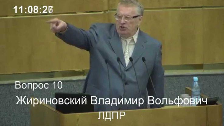 Жириновский ЛДПР 11.11.2014
