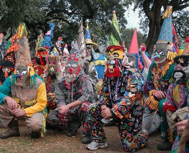 8 best mardi gras images on pinterest costume ideas running and lejeune cove courir de mardi gras riders dressed in handmade traditional costumes take a m4hsunfo Images