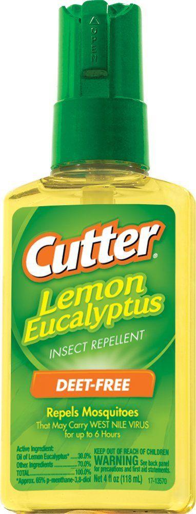 Oil of Lemon Eucalyptus