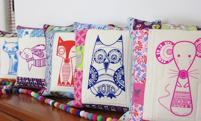 our home-ies cushions!!