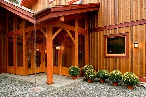 Wood Siding Is One Of The Most Common Materials For