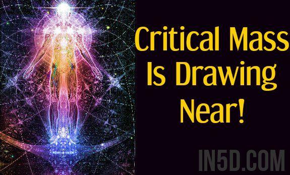 Critical Mass Is Drawing Near!