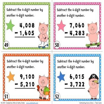96 Best Math - Addition And Subtraction With Regrouping Images On