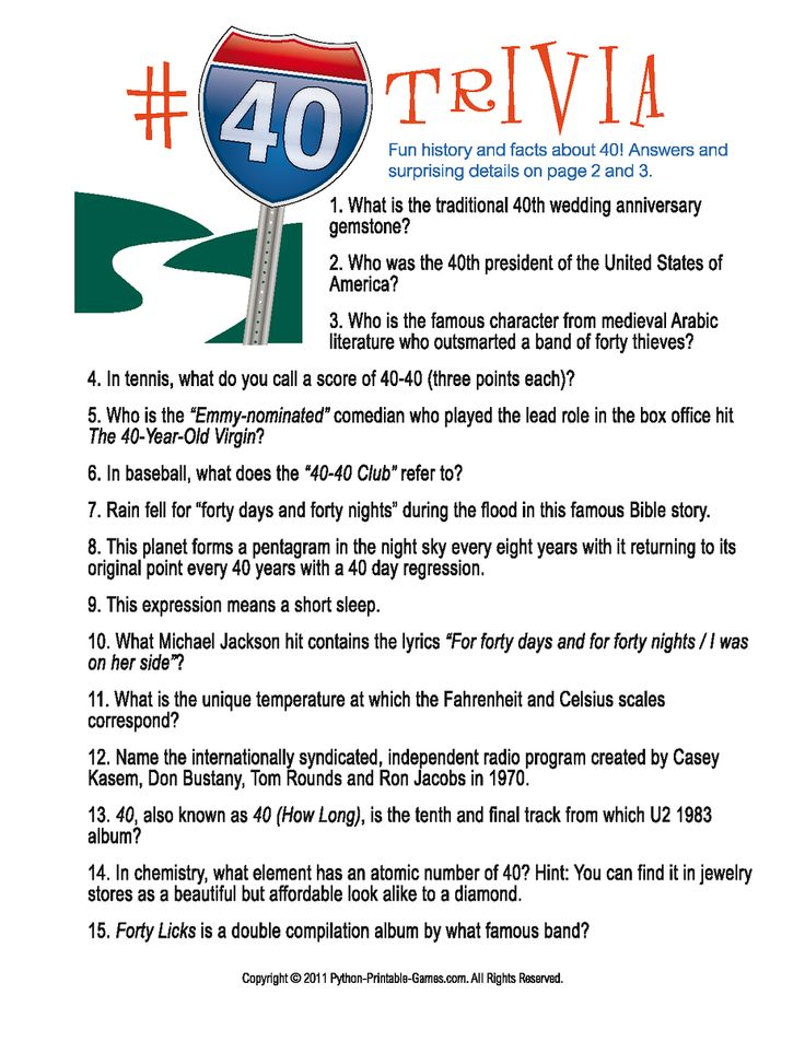 40th birthday party ideas for men  Google Search  ~ 220244_Birthday Party Ideas Quiz