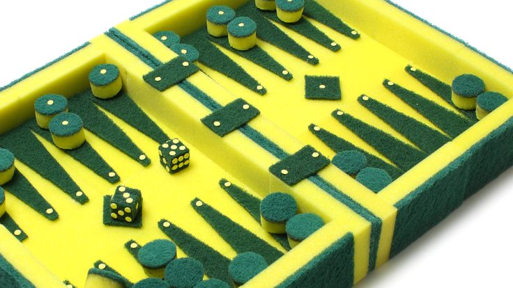Soundless backgammon!!!
