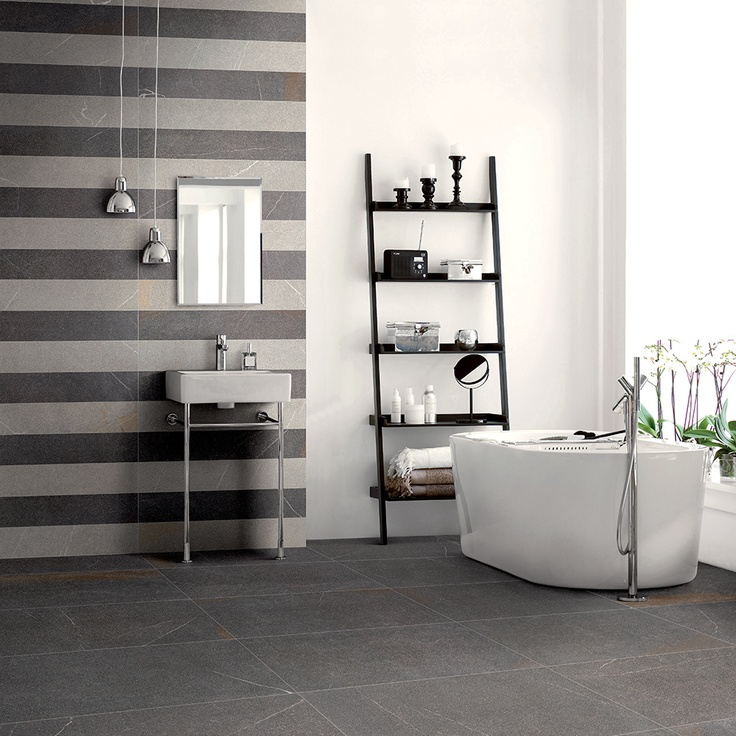 Pietra Del Friuli   Dark Grey Light Grey