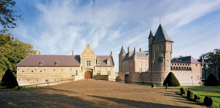 entree kasteel heeswijk