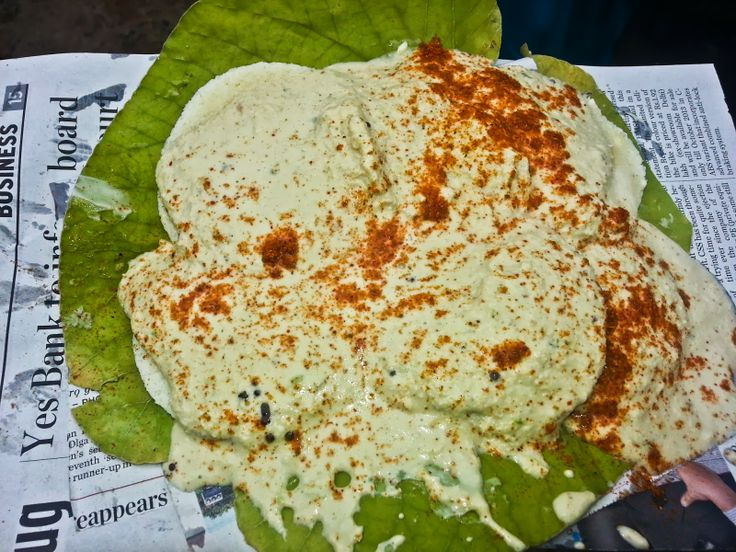 Idlis at Govind Bandi