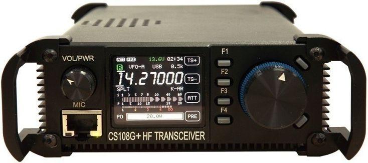 CS108G+ HF Radio [ Pre-Order ] | QRZ Now – Ham Radio News!