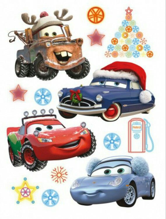 Disney Cars Christmas Clipart.Pin On Rt 66 And Cars