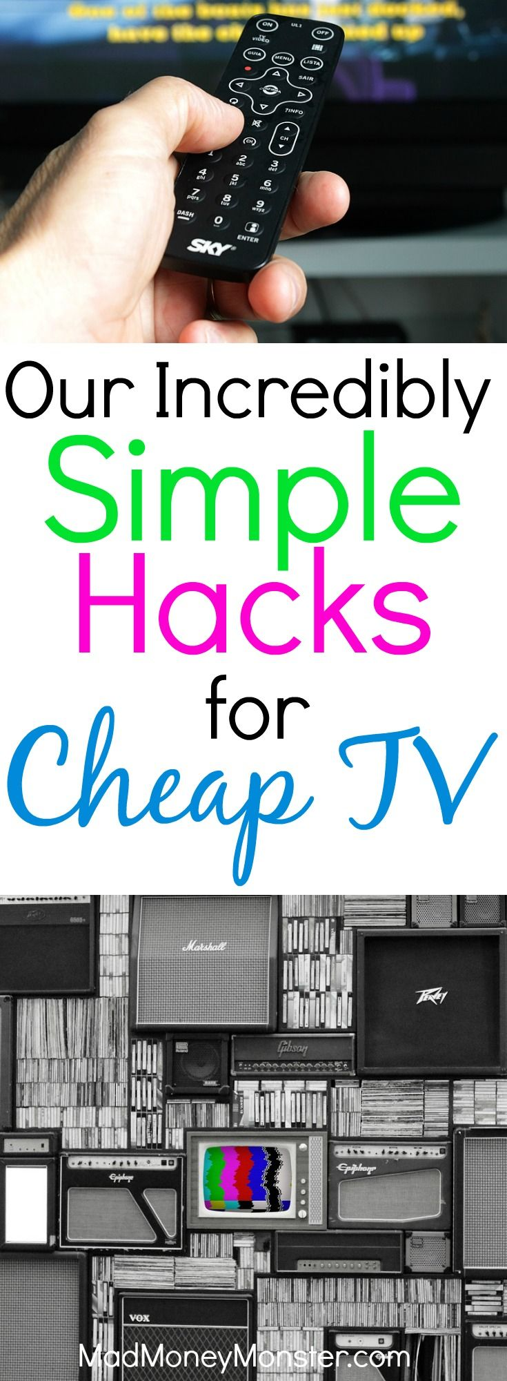 The 25 best tv streaming ideas on pinterest tv streaming sites our incredibly simple hack for cheap tv buycottarizona