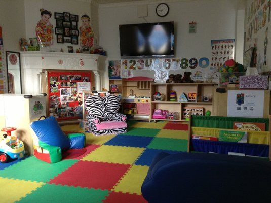 Home Daycare Ideas Set Up: 234 Best Ideas About Classroom Designs ..... For Home Or