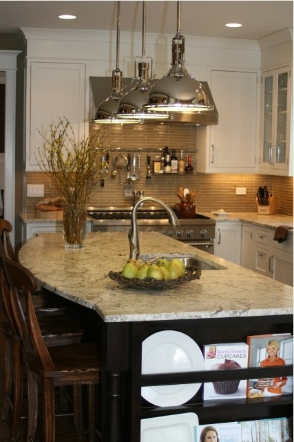 How to Make a Small Kitchen Big…