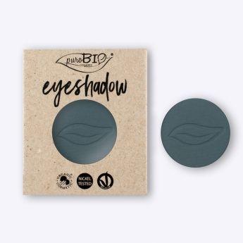 Recarga magnética Sombra de ojos Verde Salvia PUROBIO. Adaptable a envase original. Alta pigmentación, larga duración. Maquillaje profesional. Ideal para ojos marrones y color miel. Envíos 24/48 horas. Península y Baleares. #CosmeticaNatural #Purobio #Eyeshadow #Belleza #BellezaNatural #MaquillajeNatural