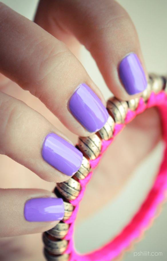 NCLA - Pick me up at Melrose PlaceNail Polish, Nails Colors, Nail Colors, Nailpolish, New Nails, Purple Nails, Nails Polish, Pick Me Up, Melros Places