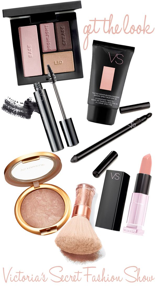 Get the Look - The makeup used in the Victoria's Secret Fashion Show