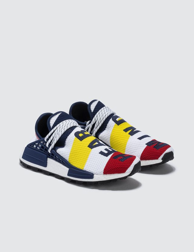 d9c54e1245c8 Adidas Originals Pharrell Williams x Billionaire Boys Club x Adidas Hu NMD  Trail